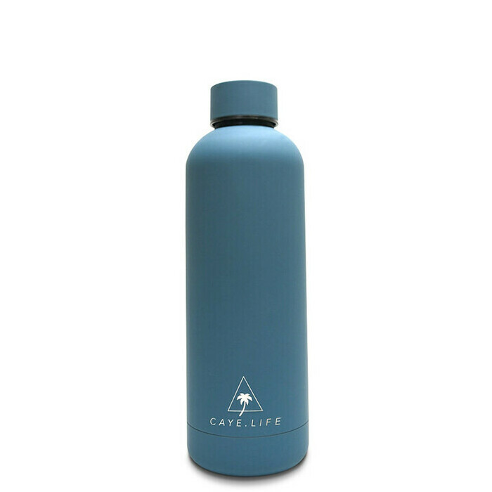 Caye Life Castaway Water Bottle - Teal
