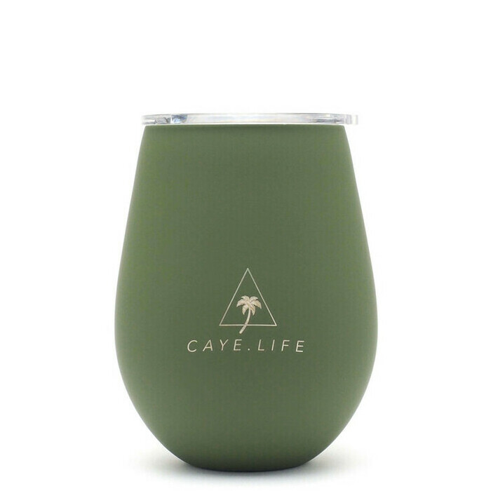 Caye Life Galapagos Thermo Cup - Green