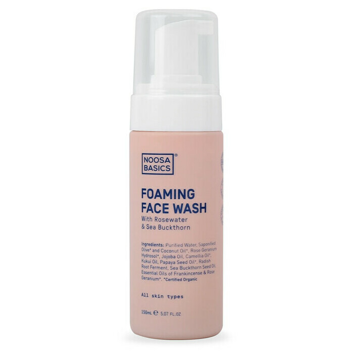 Noosa Basics Foaming Face Wash - All Skin Type