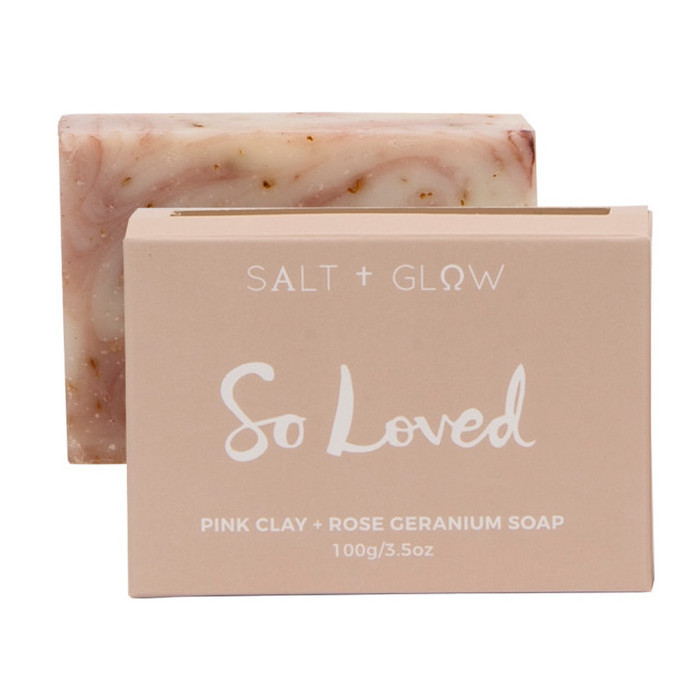Salt & Glow Soap - So Loved