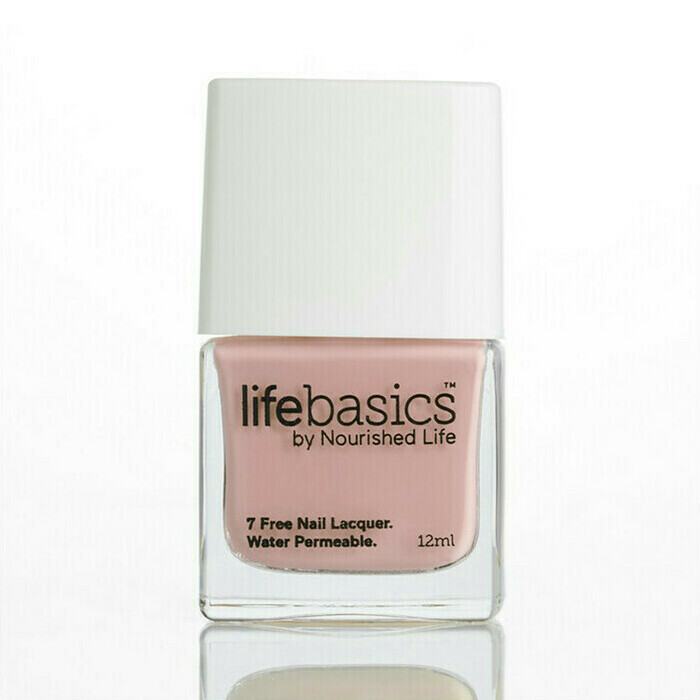 Life Basics Vegan Nail Polish - En Pointe