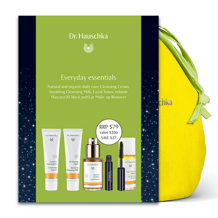 Dr Hauschka Christmas Set Every Day Essentials