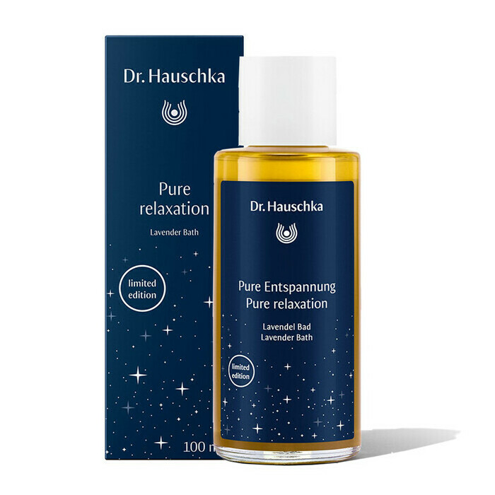 Dr. Hauschka Pure Relaxation Lavender Bath Limited Edition