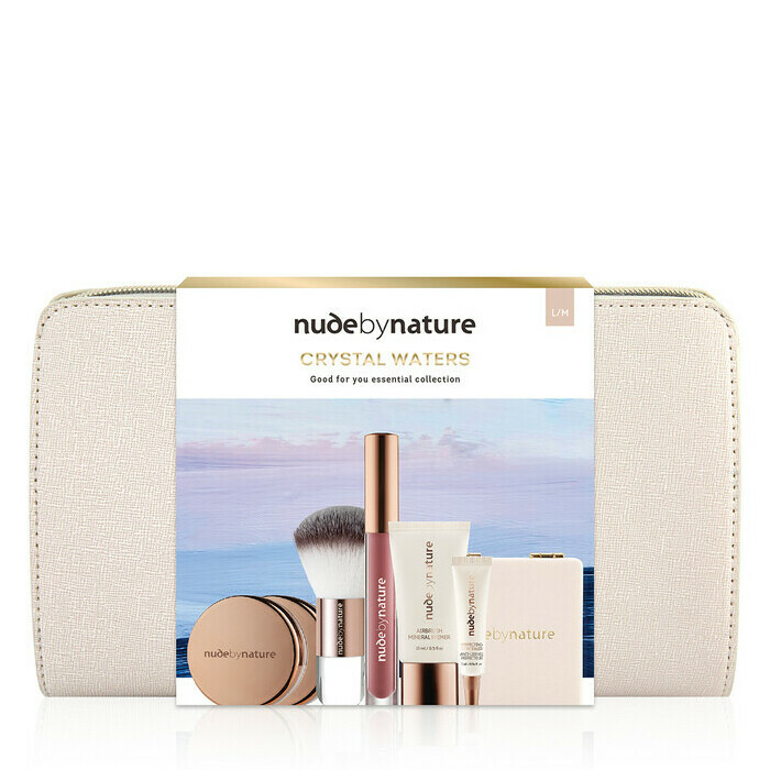 Nude by Nature Crystal Waters Set