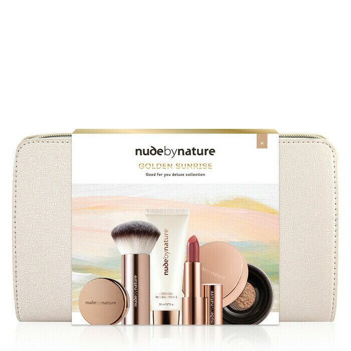 Nude By Nature Nude by Nature Golden Sunrise Set - Medium