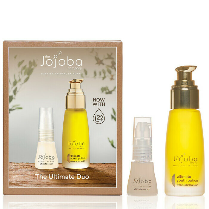 The Jojoba Company Ultimate Duo
