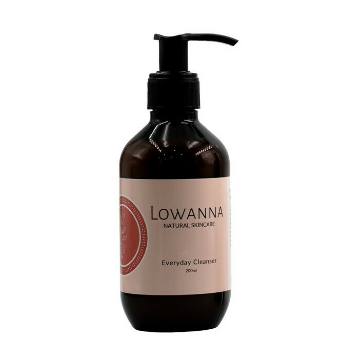 Lowanna Natural Skin Care Everyday Cleanser