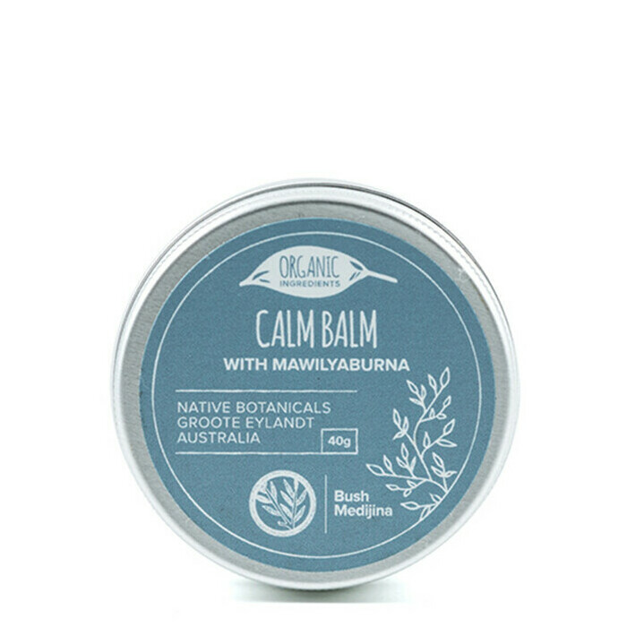 Bush Medijina Calm Balm with Mawilyaburna