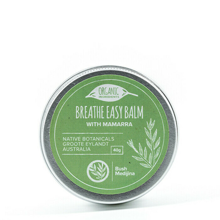 Bush Medijina Breathe Easy Balm with Mamarra