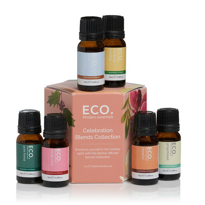 ECO. Modern Essentials Celebration Blends Collection 6 Pack