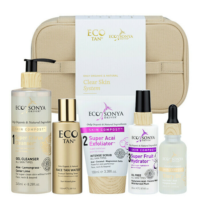 Eco by Sonya Clear Skin System Pack