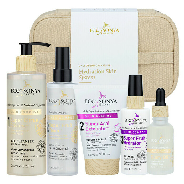 Eco by Sonya Hydration Skin System Pack