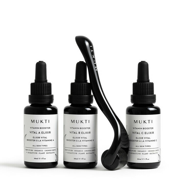Mukti Vitamin Booster Collection