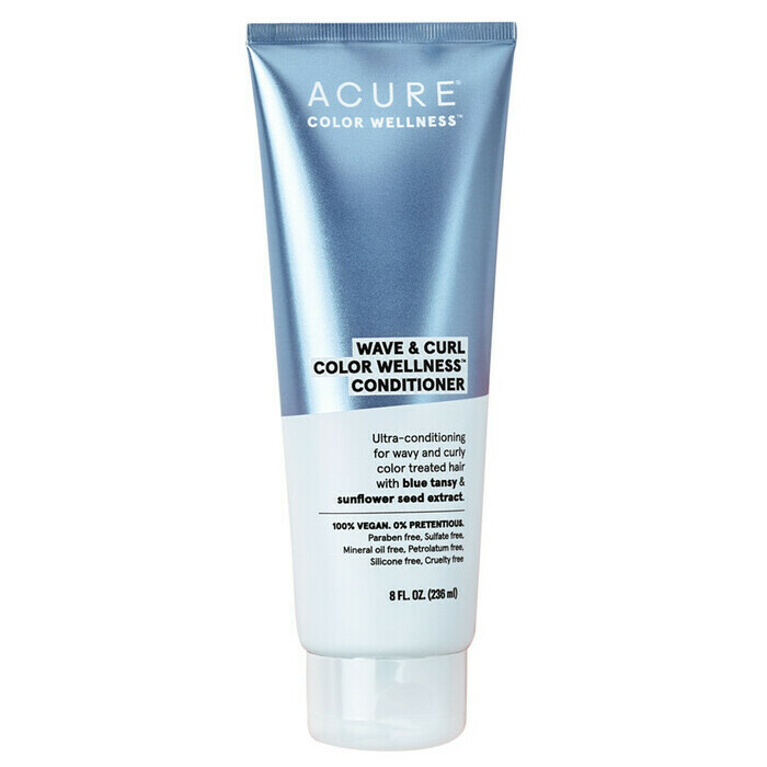 Acure Wave & Curl Colour Wellness Conditioner