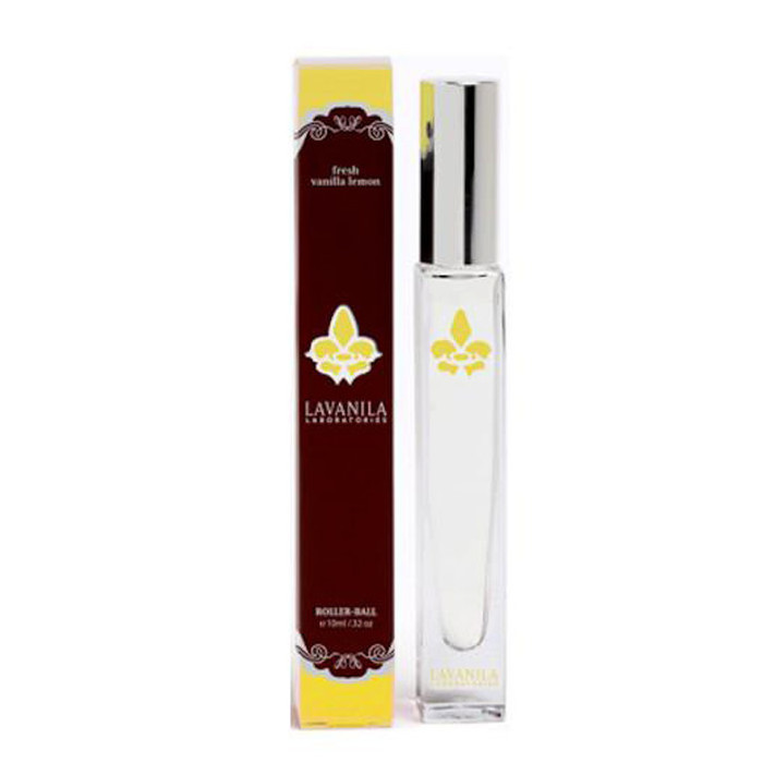 LaVanila Perfume The Healthy Roller-Ball - Vanilla Lemon