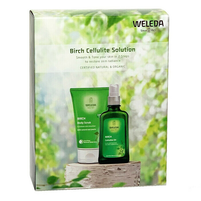 Weleda Birch Cellulite Pack