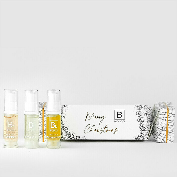 Biologi Bon Bon Save My Skin Mini Serum Trio