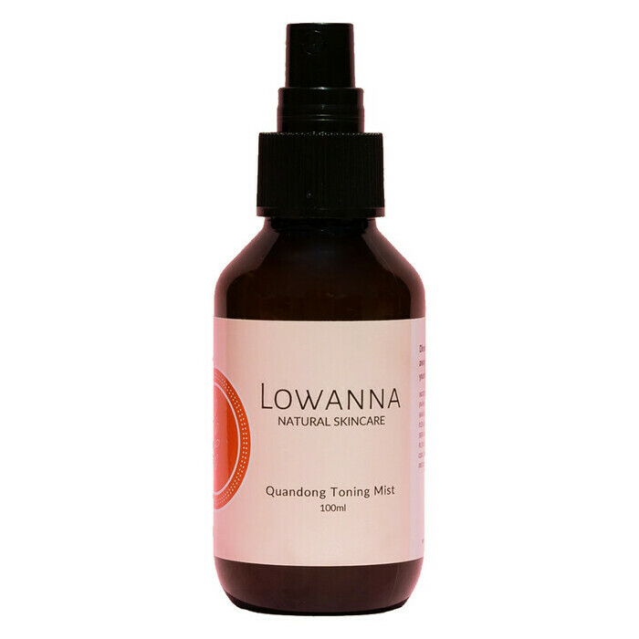 Lowanna Natural Skin Care Quandong Toning Mist