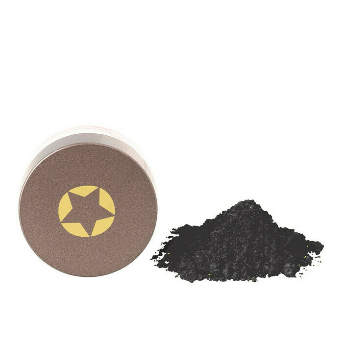Eco Minerals Eye Shadow - Charcoal