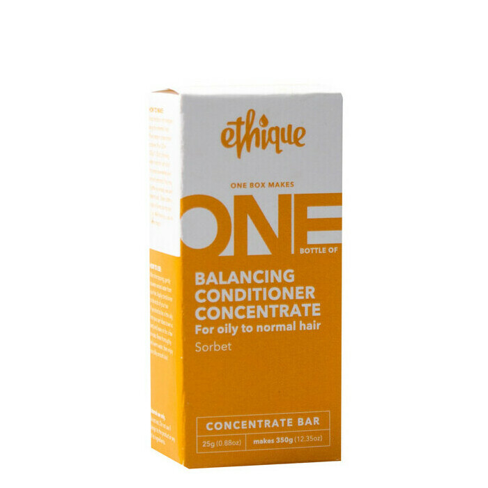 Ethique Balancing Conditioner Concentrate Sorbet
