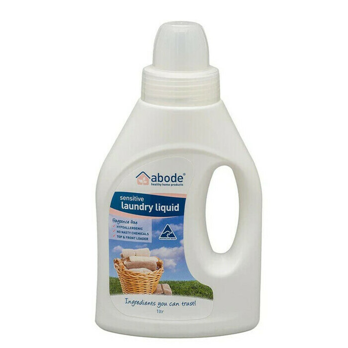Abode Laundry Liquid Zero - Sensitive