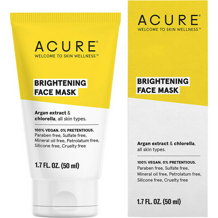 Acure Brilliantly Brightening™ Face Mask