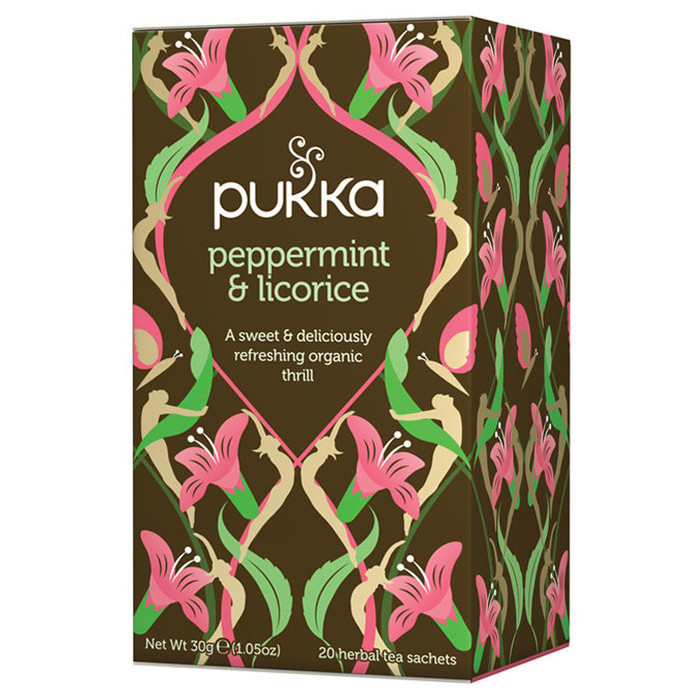 Pukka Tea - Peppermint & Licorice