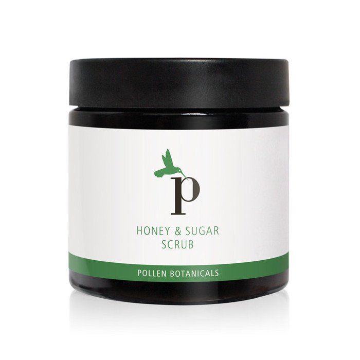 Pollen Botanicals Honey & Sugar Exfoliator