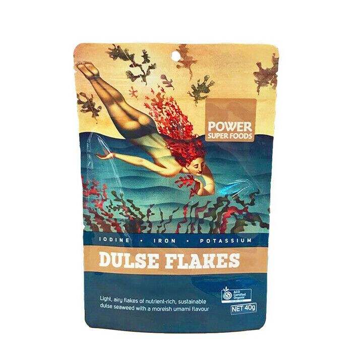 Power Super Foods Dulse Flakes