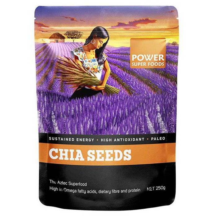 Power Super Foods Chia Seeds