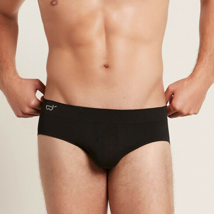 Boody Men's Original Briefs - Black