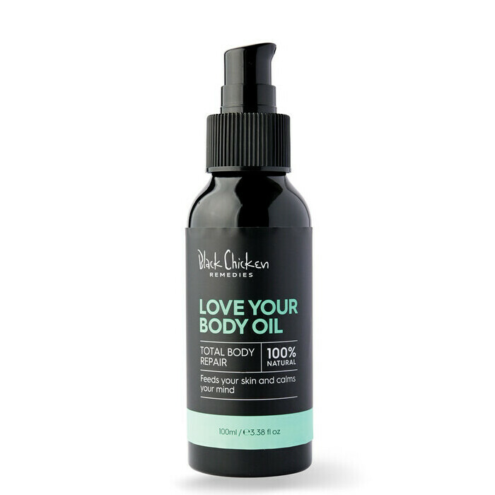 Black Chicken Remedies Love Your Body Oil