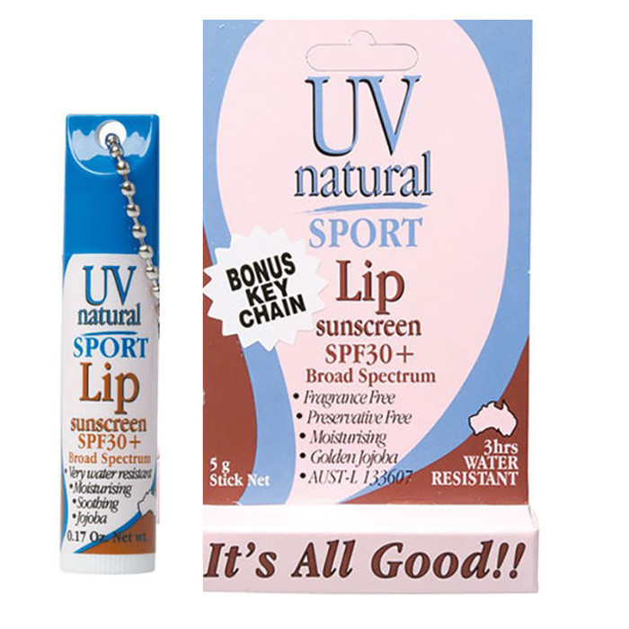 UV Natural Sport Lip Screen