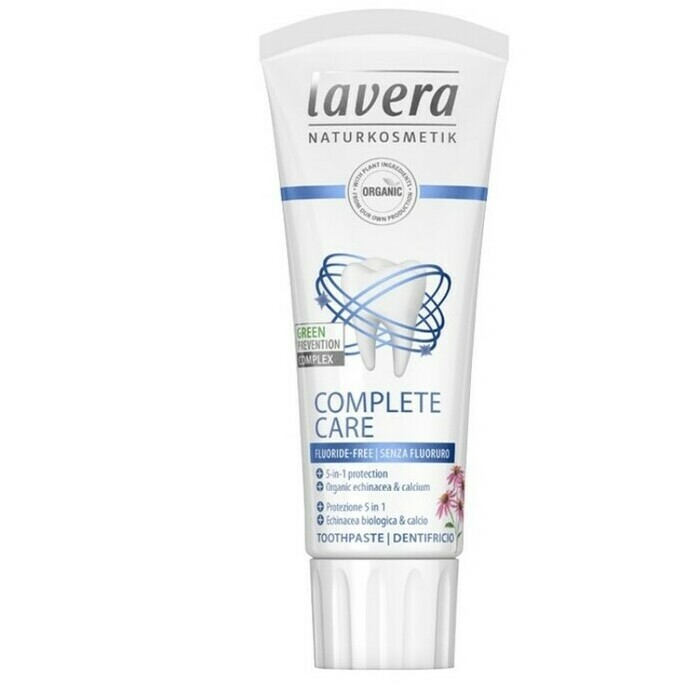 Lavera Basis Toothpaste Complete Care