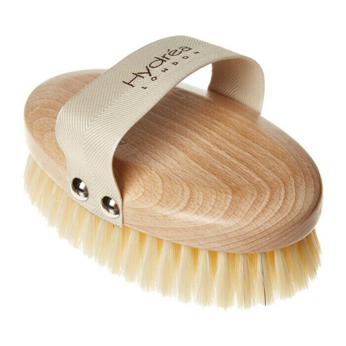 Natural Body Brush For Dry Brushing