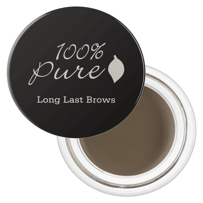 100% Pure Long Last Brows - Taupe