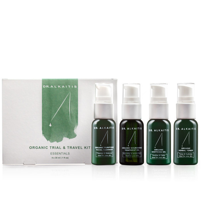 Dr Alkaitis Trial & Travel Kit Essentials