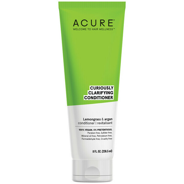 Acure Curiously Clarifying™ Conditioner - Lemongrass & Argan