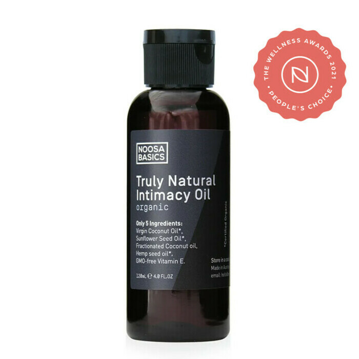 Noosa Basics Organic Intimacy Oil