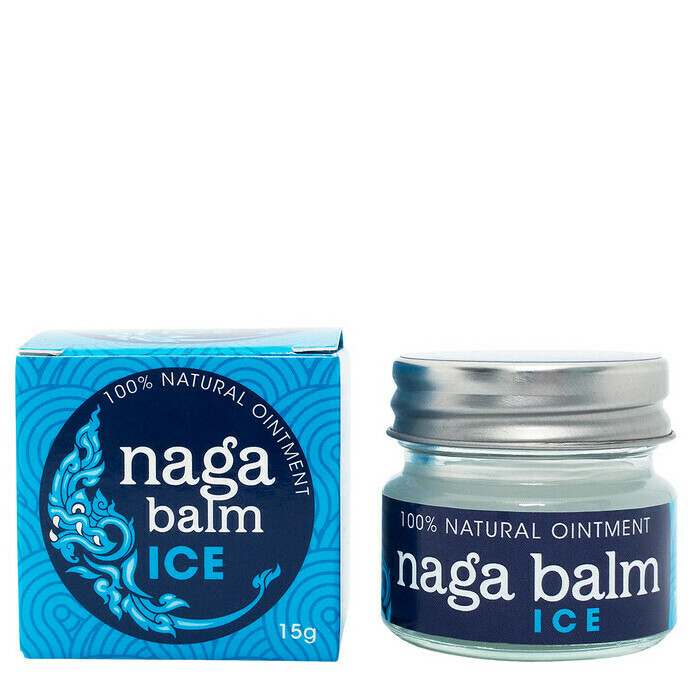 Naga Balm Natural Relief Ointment - Ice