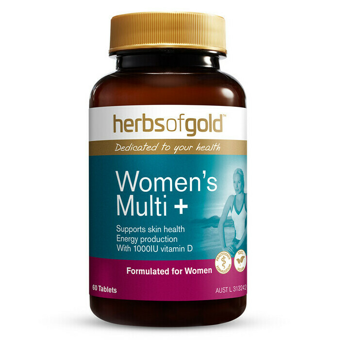 Herbs of Gold Women's Multi +