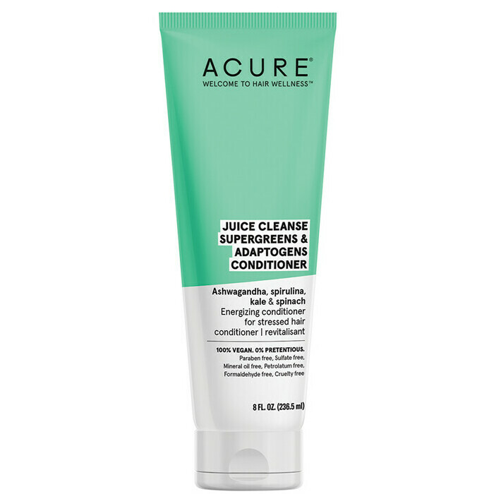 Acure Juice Cleanse Supergreens & Adaptogens Conditioner