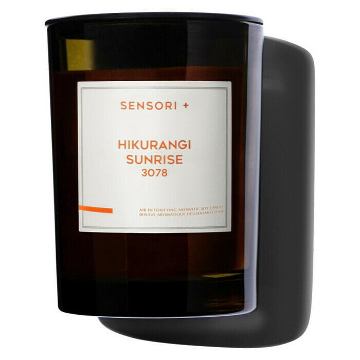 Sensori Plus Detoxifying Soy Candle Hikurangi Sunrise