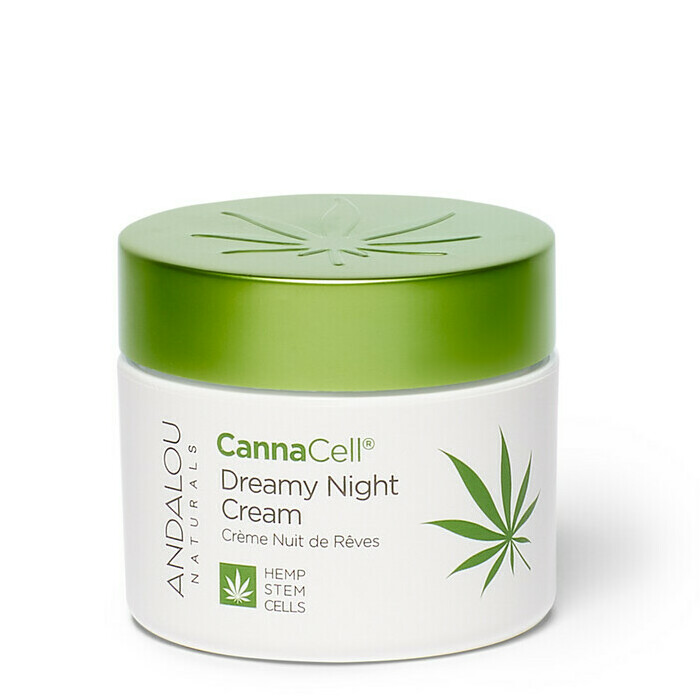 Andalou Naturals Cannacell® Dreamy Night Cream