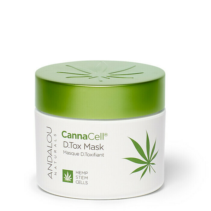 Andalou Naturals CannaCell® D.Tox Mask