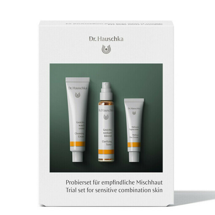 Dr. Hauschka Skincare Starter Kit Combination Skin