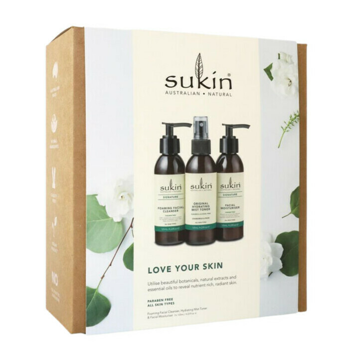 Sukin Love Your Skin Gift Pack