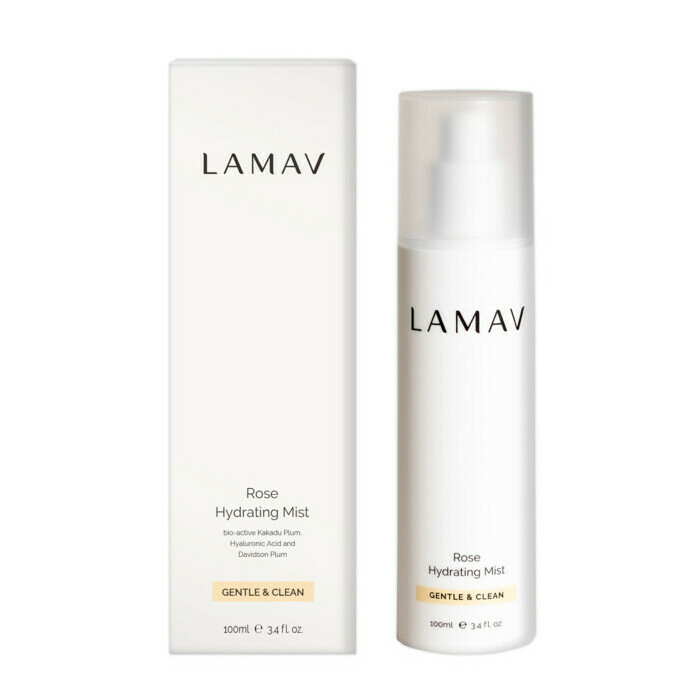 La Mav Rose Hydrating Mist
