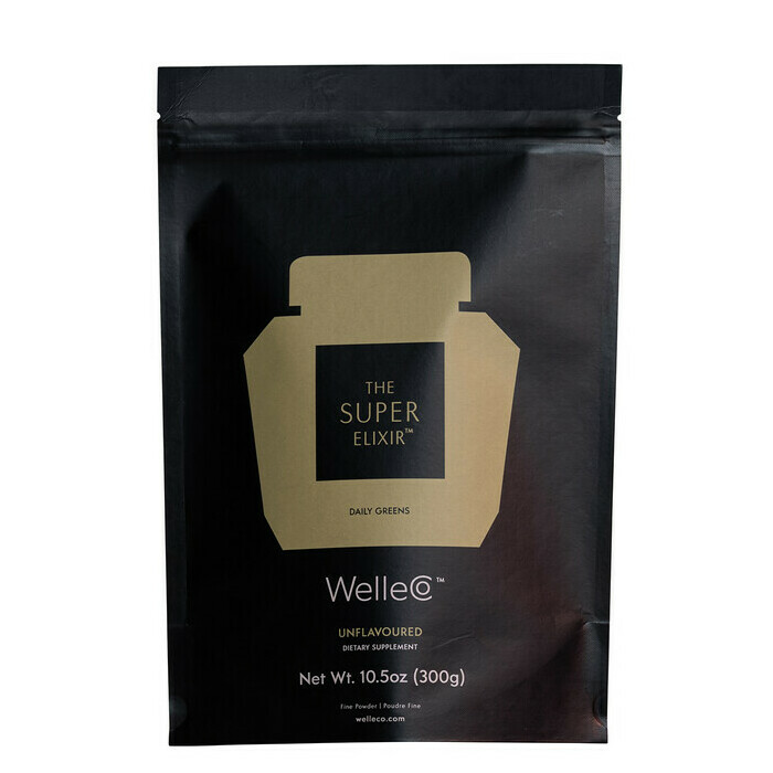 WelleCo The Super Elixir Unflavoured Refill