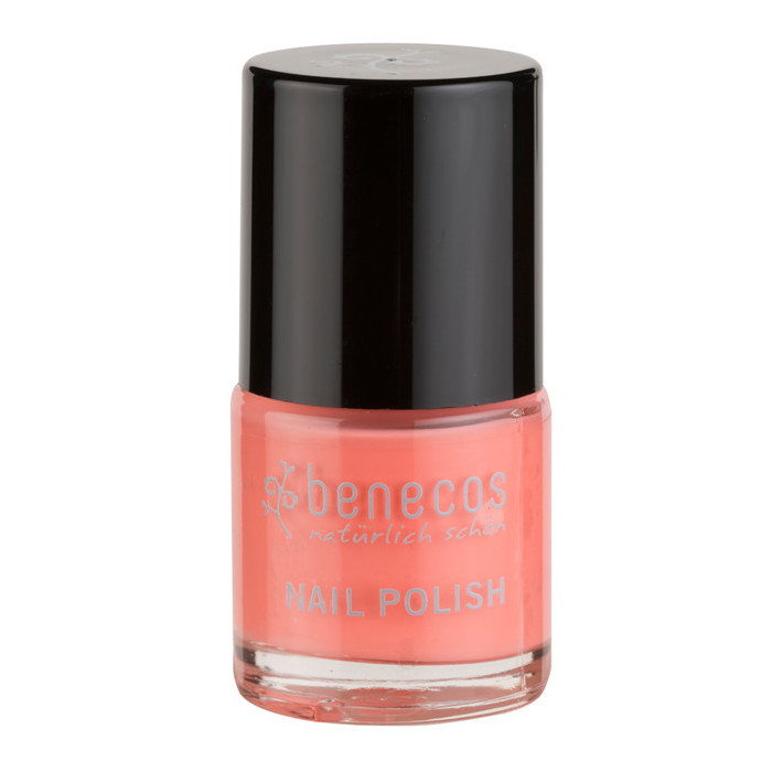 Benecos Happy Nails Nail Polish - Peach Sorbet
